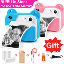 Kid Camera Video Photo-Girl Prograce Instant-Print Child Toy