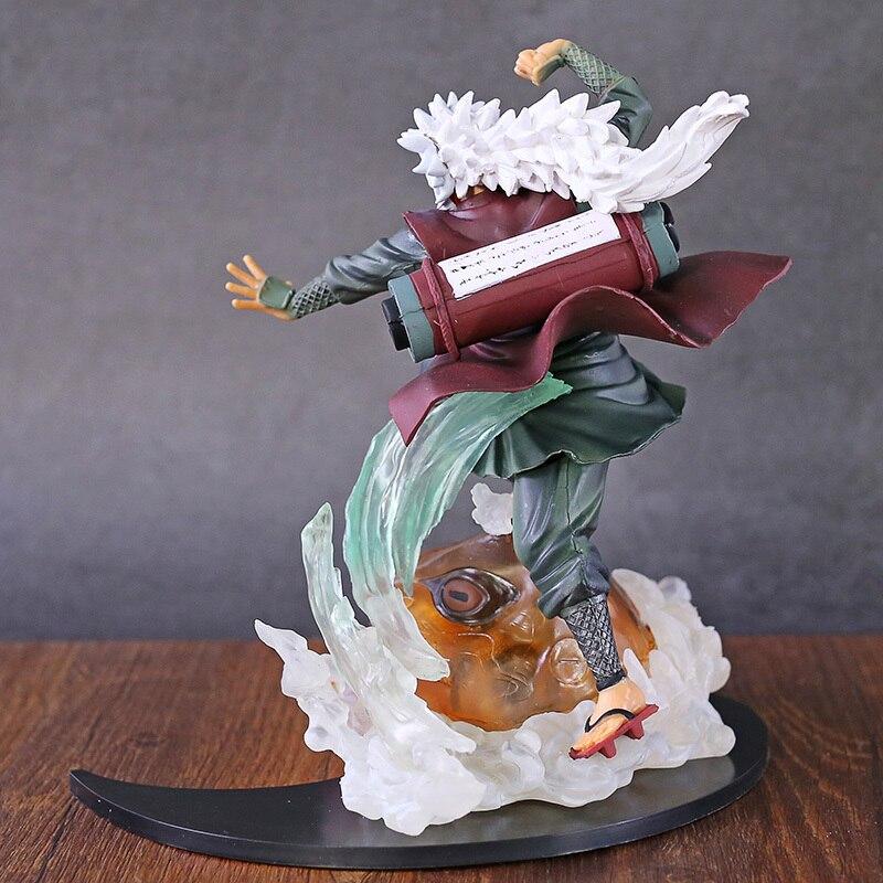 Figurine Naruto Shippuden Jiraiya Kizuna Relation Figuarts Zero 18cm