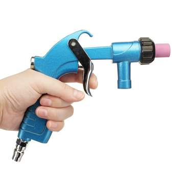 Sandblaster Air Siphon Feed Stralen Power Tool Kit Slijptol Spuit Met Keramische Nozzle Tips Zand Zuigleiding