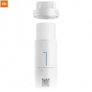 Image 2 - Oryginalny filtr do wody Xiaomi Mi Preposition filtr z węglem aktywnym Smartphone pilot urządzenie domowe czysta woda