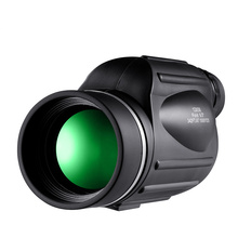 New HD Zoom 10X50 Monocular Bird Watch Hunting High Quality Nitrogen Waterproof Telescope Binoculars for Shockproof