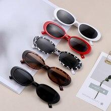 2021 nova moda na moda retro ovais óculos de sol unisex vintage pequeno quadro óculos polarizados óculos uv400