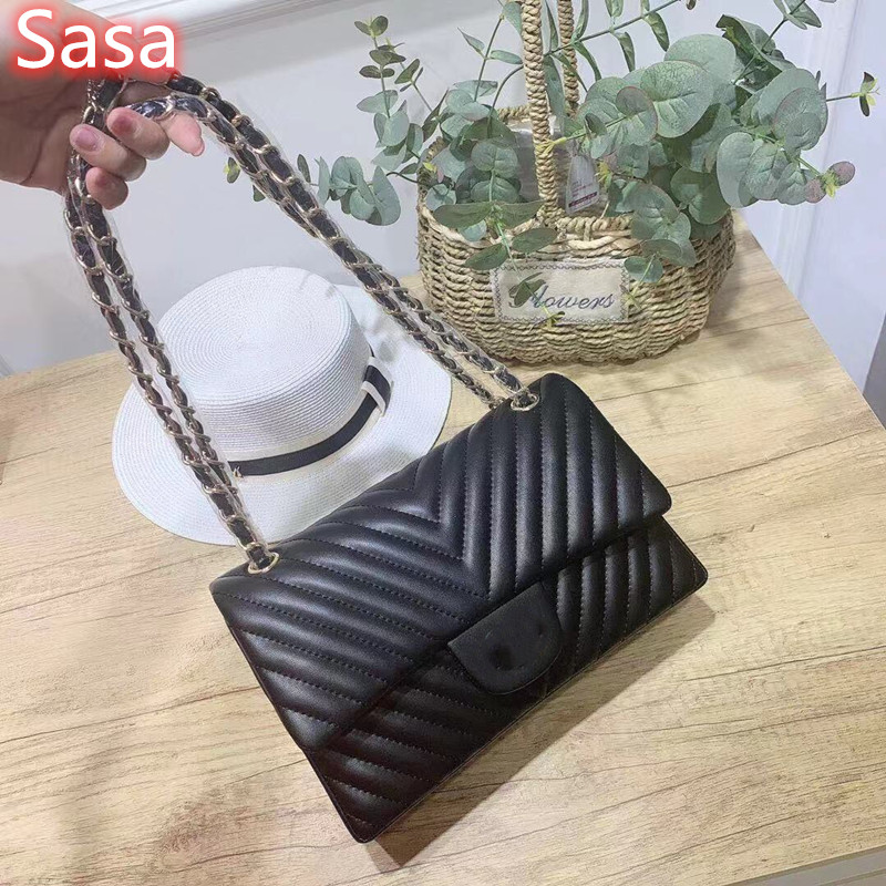 Sasa Sheepskin Leather Bag For Women Real Leather Handbags For Lady Mother Day Gift