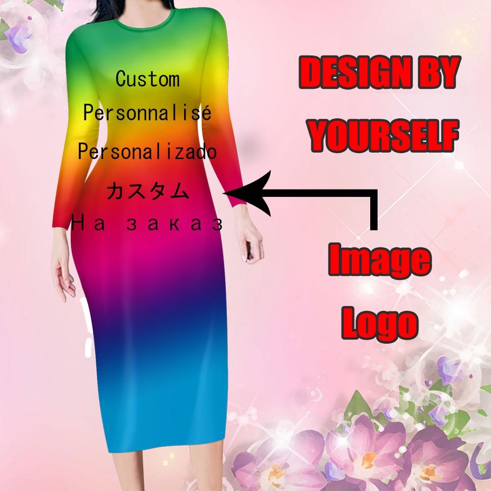Купить doginthehole 2020 осеннее модное женское платье карандаш гавайский