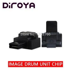 Image 1 - 2 uds 101R00432 chip de unidad de imagen para Fuji Xerox centro de trabajo 5016 5020 wc5016 wc5020 cartucho de tóner de tambor chips contador de restablecimiento
