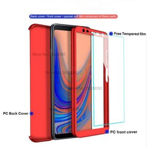 Image 4 - 360 Full Protection Cover Case For Samsung Galaxy Note20 Ultra A71 A51 A31 A41 A11 A70 A60 A50 A30 A20 A8 A6 Plus S10 Plus S20FE