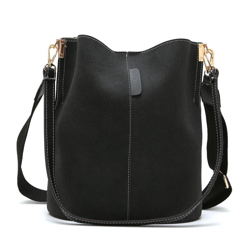 Bolsa Feminina Big Shoulder Bags For Women 2020 New Vintage Casual Handbag Women PU Leather Bag High Capacity Messenger Bags