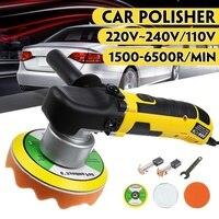 Dual Action Polishing Machine Car Polisher Electric Input Power 680w 1500 6500R Car Polisher Machine Polisher|Polishers| |  -