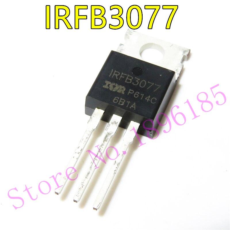 Nowy i oryginalny IRFB3077 TO-220 75A 210A w magazynie