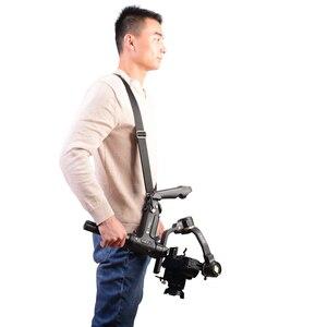 Image 3 - DF digitalfoto מוצרים אביזרי כתף מתכוונן רצועת תואם עם ZHIYUN מנוף 3S Gimbal