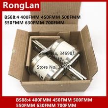 цена на [SA]United States BUSSMANN fuse 500 FMM 500A 690V BS88: 4 fuses