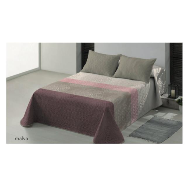 Bedspread BOUTY CARINA Mauve