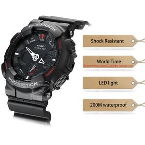 Image 2 - Casio Watch men G SHOCK top brand luxury set Waterproof diving Sport quartz Watch LED relogio digital g shock Military men watch