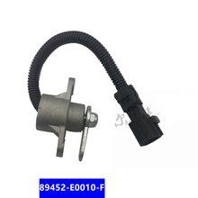 Задний ручной дистанционный электронный датчик ускорения дроссельной заслонки 89452-E0010-F для Denso Hino Sany