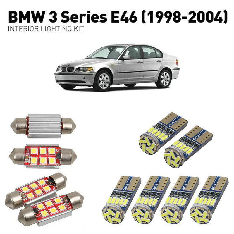 Good quality and cheap bmw e46 interior led kit in Store Xprice