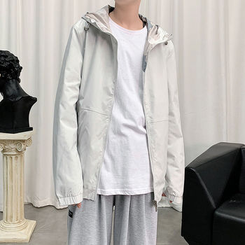Spring Camo Jacket Men's Fashion Casual Hooded Jacket Men Streetwear Loose Hip Hop Bomber Jacket Mens Baseball Uniform Jacket men camo print hooded jacket