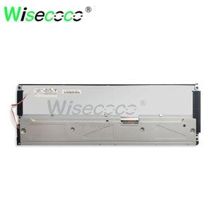 Wisecoco 14,9 дюймов 1280*390 20 pins ЖК-экран дисплей с HDMI lvds драйвер платы для промышленного растягивающийся Бар ЖК-дисплей LTA149B780F