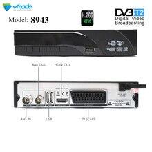 Plus récent DVB T2 numérique Terrestre récepteur décodeur H.265/HEVC DVB T soutien h265 H264 hevc dvb t2 Offre Spéciale Europe République Tchèque