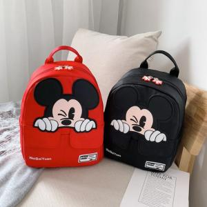 2019 New Mickey School Bag Min