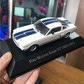 1: 43 модель сплава Модель автомобиля украшения 1965 Ford Mustang GT 350H ретро классический автомобиль