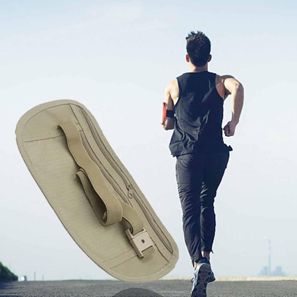 Outdoor Running Pockets phone Belt bag Men Women Waist bag pack Travel Phone Belt Pouch Multifunctional Fanny bag Hip Bag