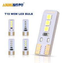 Anmingpu сигнальная лампа Светодиодная t10 3030smd w5w canbus