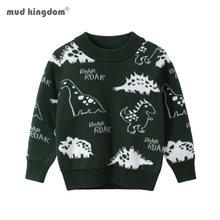 Mudkingdom/комплекты для маленьких мальчиков свитера 2020 модные