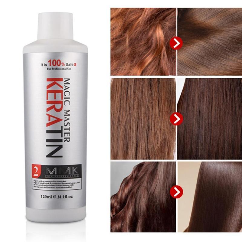 120 мл волос ежедневно Кондиционер для волос Шампунь Уход для ремонта поврежденных волос кератин гидролизованный Красота по уходу за волоса...