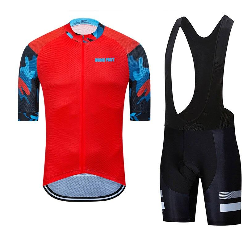 BREATHABLE MESH WIGGINS Cycling Jersey Bib Shirt Ropa Ciclismo MTB Maillot