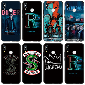 Riverdale Southside Serpent Case For Huawei P20 P30 P40 Pro P10 P8 P9 Lite E P Smart 2019 Case For Huawei Mate 10 20 30 Pro Lite(China)
