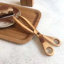 Зажим для барбекю из тика зажим торта хлеба кухонные аксессуары