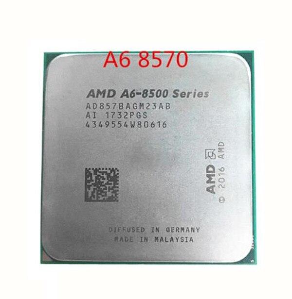 Amd A6 Series A6 8500 A6 8570 3 5 Ghz 65w Dual Core Cpu Processor Ad875bagm23ab Socket Am4 Cpus Aliexpress