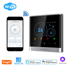 Tuya Air Conditioner Smart Thermostat For Google Home /Alexa WIFI Central Room Temperature For Adjustable Digital Fuc