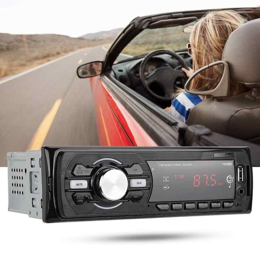 Bluetooth MP3 Đầu Đọc Thẻ DC 11V Bộ Phát Không Dây Âm Thanh Hỗ Trợ Nghe Thẻ Nhớ Hifi
