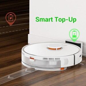 Image 3 - 国際 roborock S50 S55 S5max ロボット掃除機アプリ制御スマート計画 2000 pa 吸引ウェット掃討 5200 mah