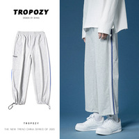 L Autumn New Products Versatile Relaxed Casual Sweatpants Male Men and Women