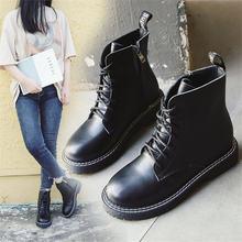 Женские ботинки с заклепками кожаные теплые ботильоны для осени