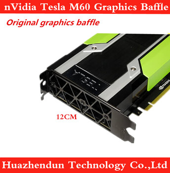 Mount Bracket for Nvidia Tesla M60 baffle Display Graphics Video Card 100pcs free shipping