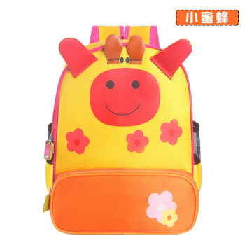 Toddler Kids Cartoon Backpack Children School Bags Baby Book preschool Bag Kindergarten backpack Boys Girls kids  Backpack haoyun children s school backpack vampirina prints pattern kids backpack cartoon design toddler boys girls school book bags