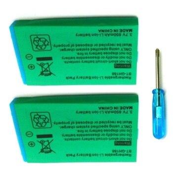 2x batería para Nintendo GBA GameBoy Advance, batería recargable de iones de...