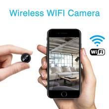 1080p hd ip mini câmera sem fio gravador de segurança wi fi controle remoto vigilância visão noturna escondida câmera detecção móvel