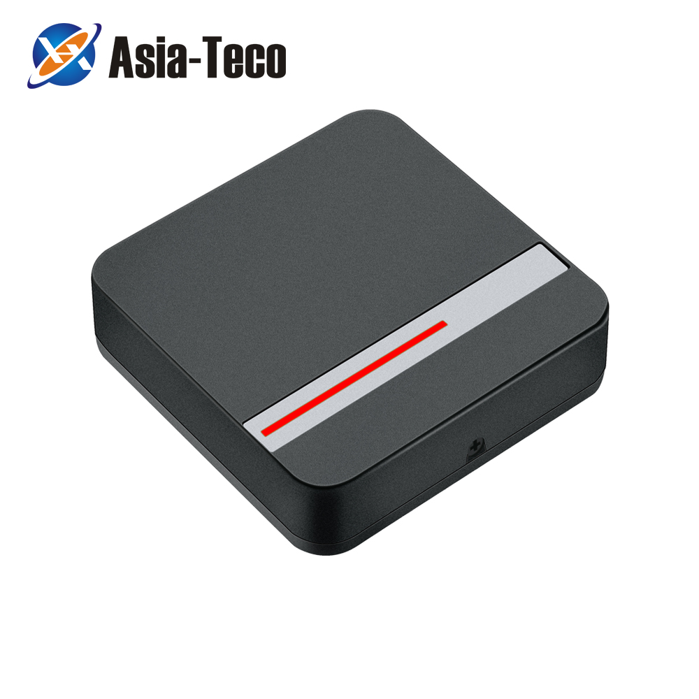 R3 Waterproof Access Control RFID EM Card Reader13.56MHZ/125KHZ Support Wiegand 26 Output For Access Control System