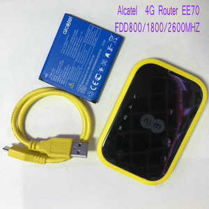New unlocked 4G EE WIFI MINI CAT7 WIFI ROUTER Alcatel EE70 4G Portable MIFI Hotspot PK E5776 E5577 E5786