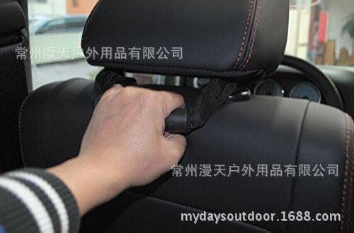 Universal Car Mounted Chair Armrest Hook Off Auxiliary Grip Car Armrest