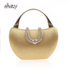 2020 New Vintage Evening Bag Diamond Sequined Clutch Hand