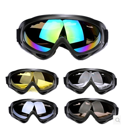 X400 Goggles Motorcycle Bicycle Glass Outdoor Sports Glasses For Riding Bike Windproof Dust Windscreen