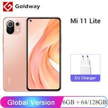 Versión Global Xiaomi Mi 11 Lite Snapdragon 732G Octa Core Smartphone 6GB 64GB / 6GB 128GB 64MP Cámara 6,55
