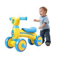 Children's Balance Push Bike Sliding Bike for 1 3 Years Old Baby Birthday Gift Sliding Walking Learning Bike