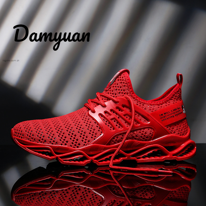 Damyuan 2019 New Autumn Men Shoes Casual Shoes Men Blade Sports Shoes 46 Street Trend Comfortable Sneakers Zapatos De Hombre in Men 39 s Casual Shoes from Shoes