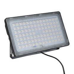 300W Luz de inundación de sexta generación blanco cálido AC 220V iluminación nocturna